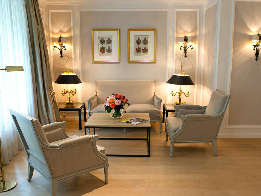 Junior Suite at Hotel München Palace