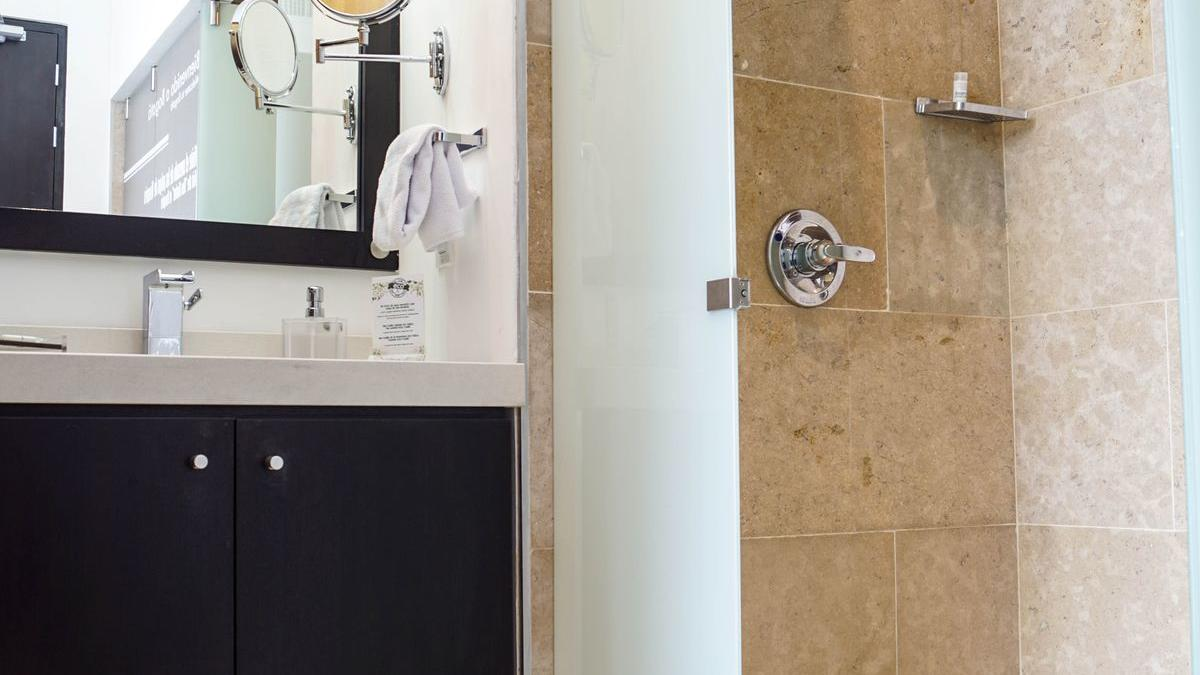 Baño Habitación Superior Hotel TRYP Usaquén