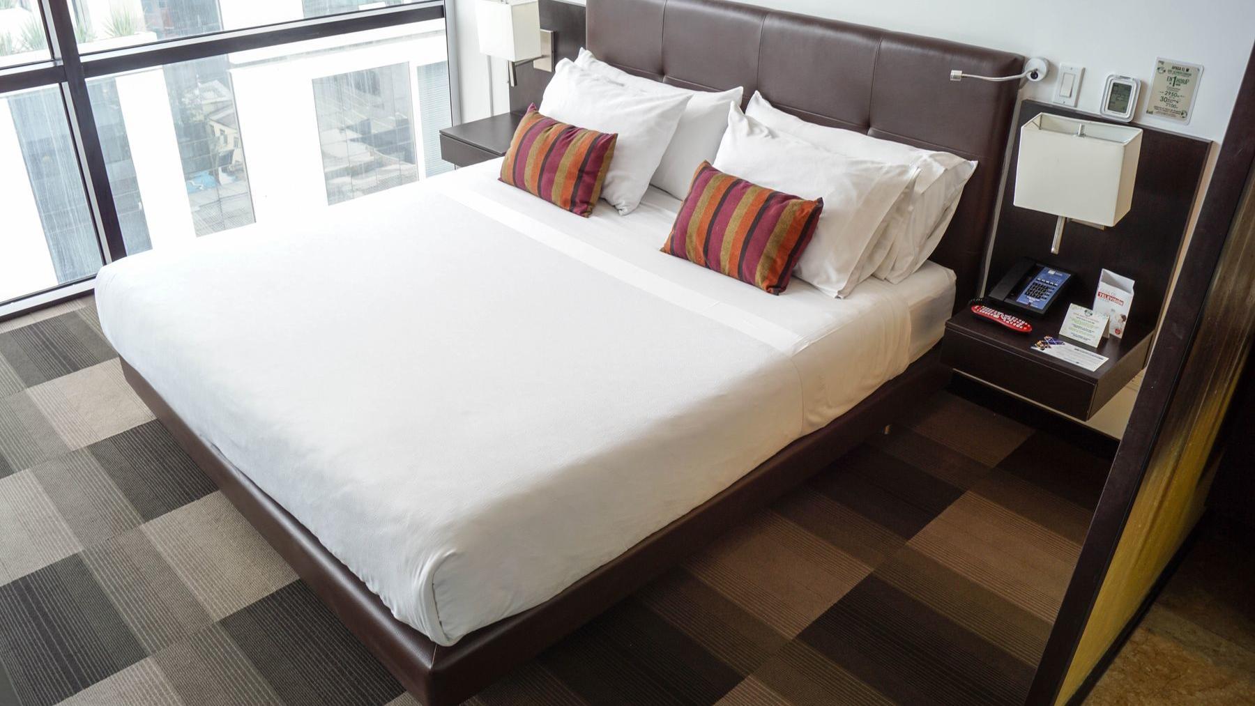 Habitiación estandar hotel en bogota