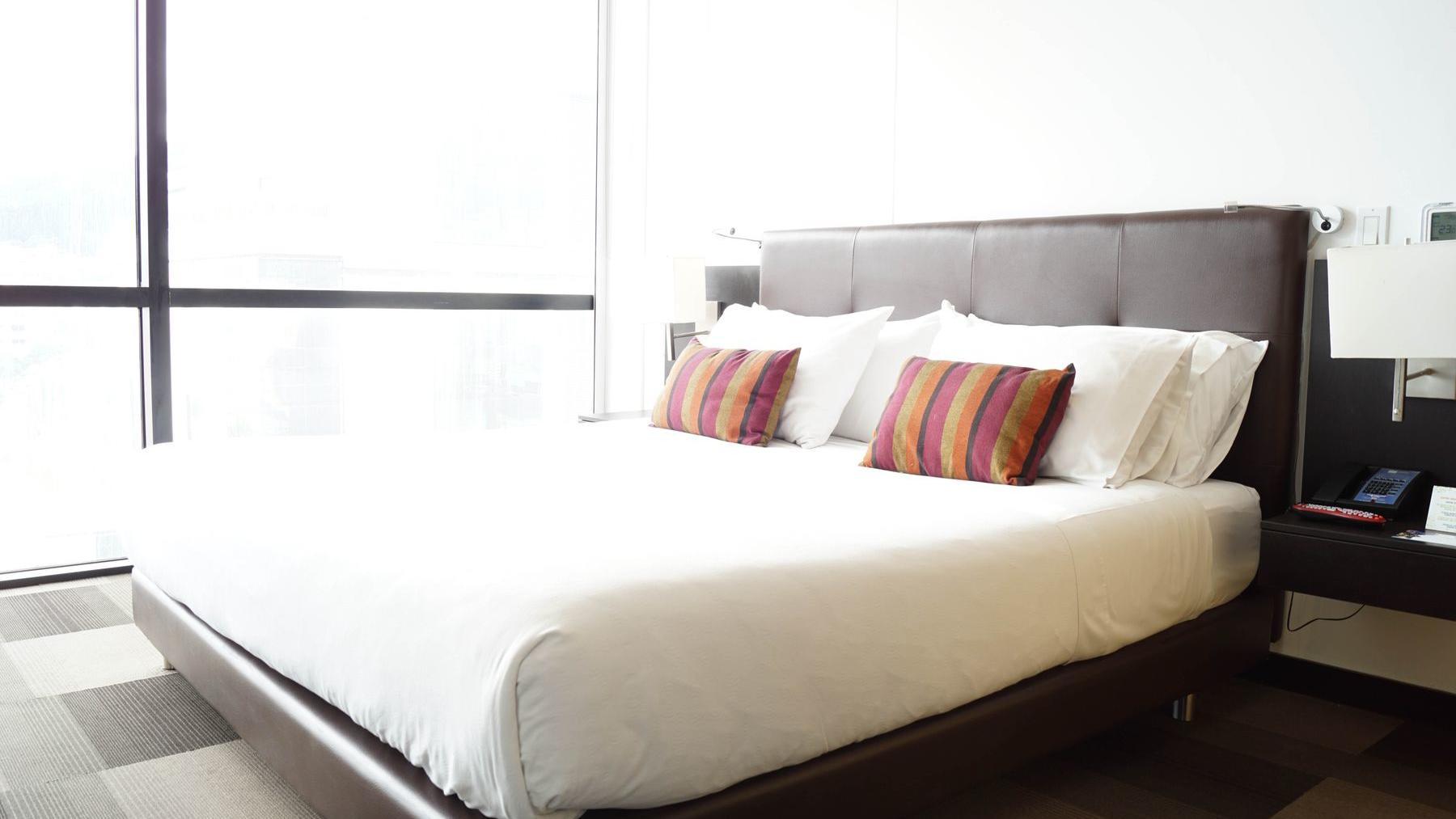 Habitacion standar hotel tryp usaquen