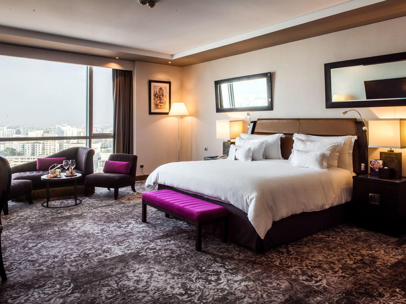 Premium Sky Room at Kenzi Tower Hotel in Casablanca, Morocco