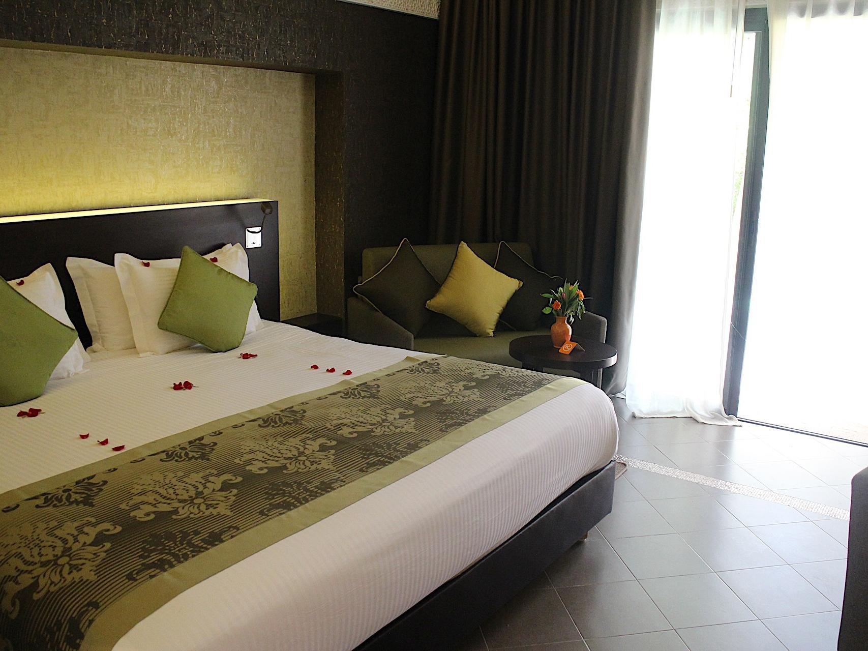Privilege Room at Kenzi Club Agdal Medina Hotel in Marrakesh, Morocco