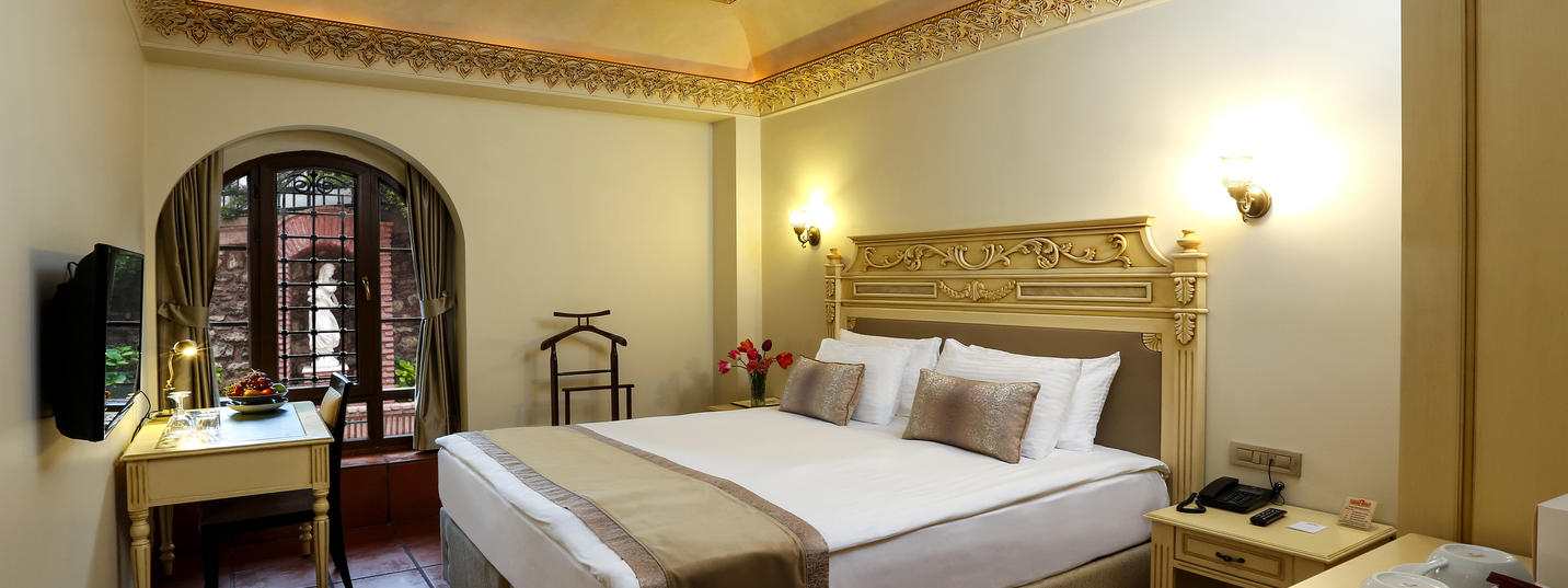 Standard Room at Sultanahmet Palace Hotel in Istanbul