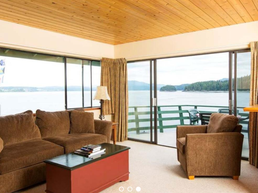 Main Lodge Oceanview Suite