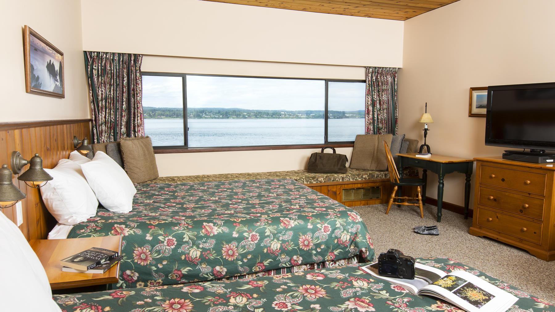 Duplex Oceanview Suite