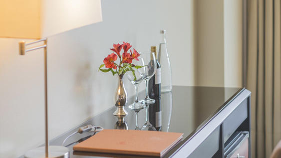 Executive room - room service