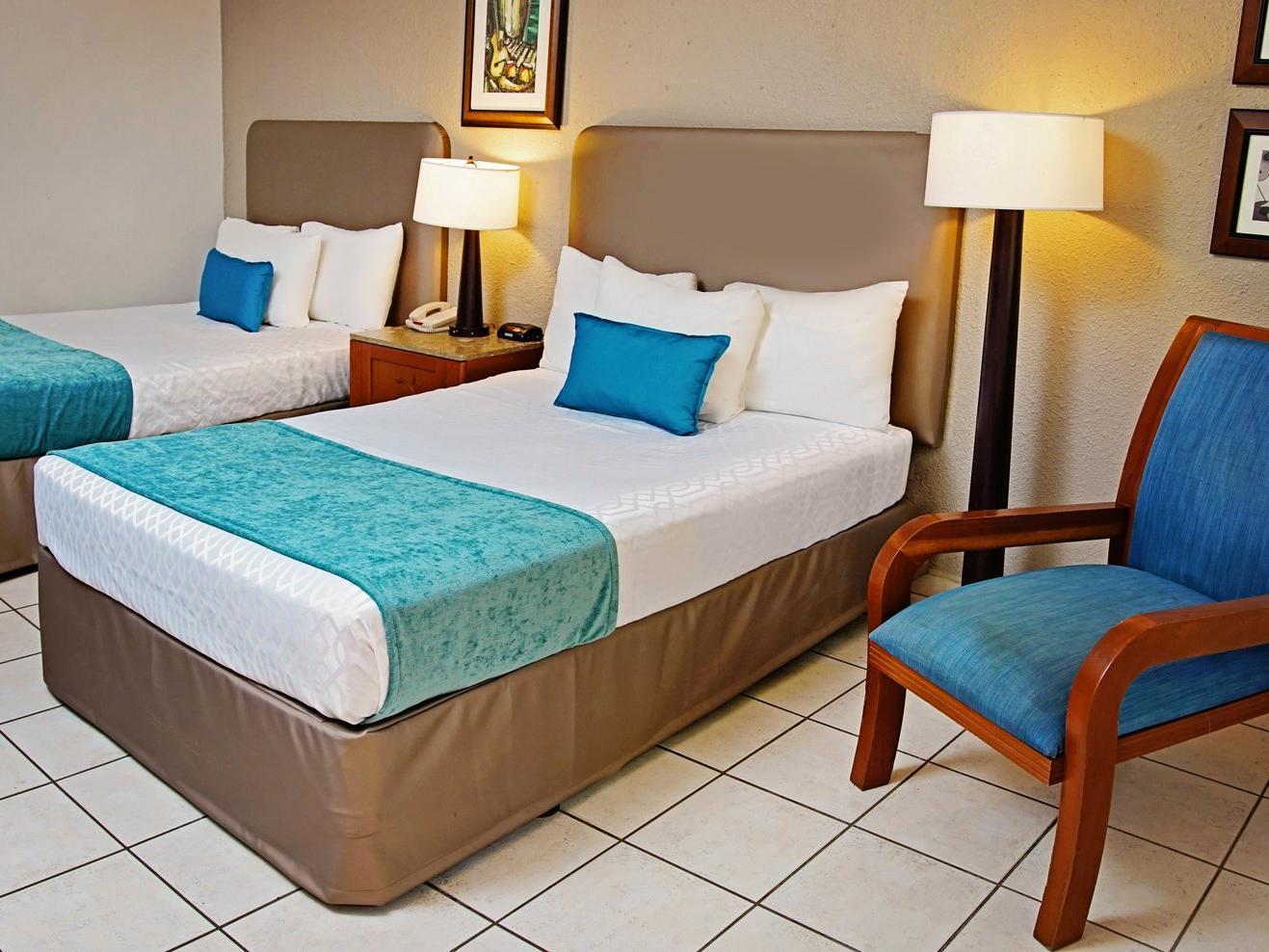 Beach Cabana Rooms