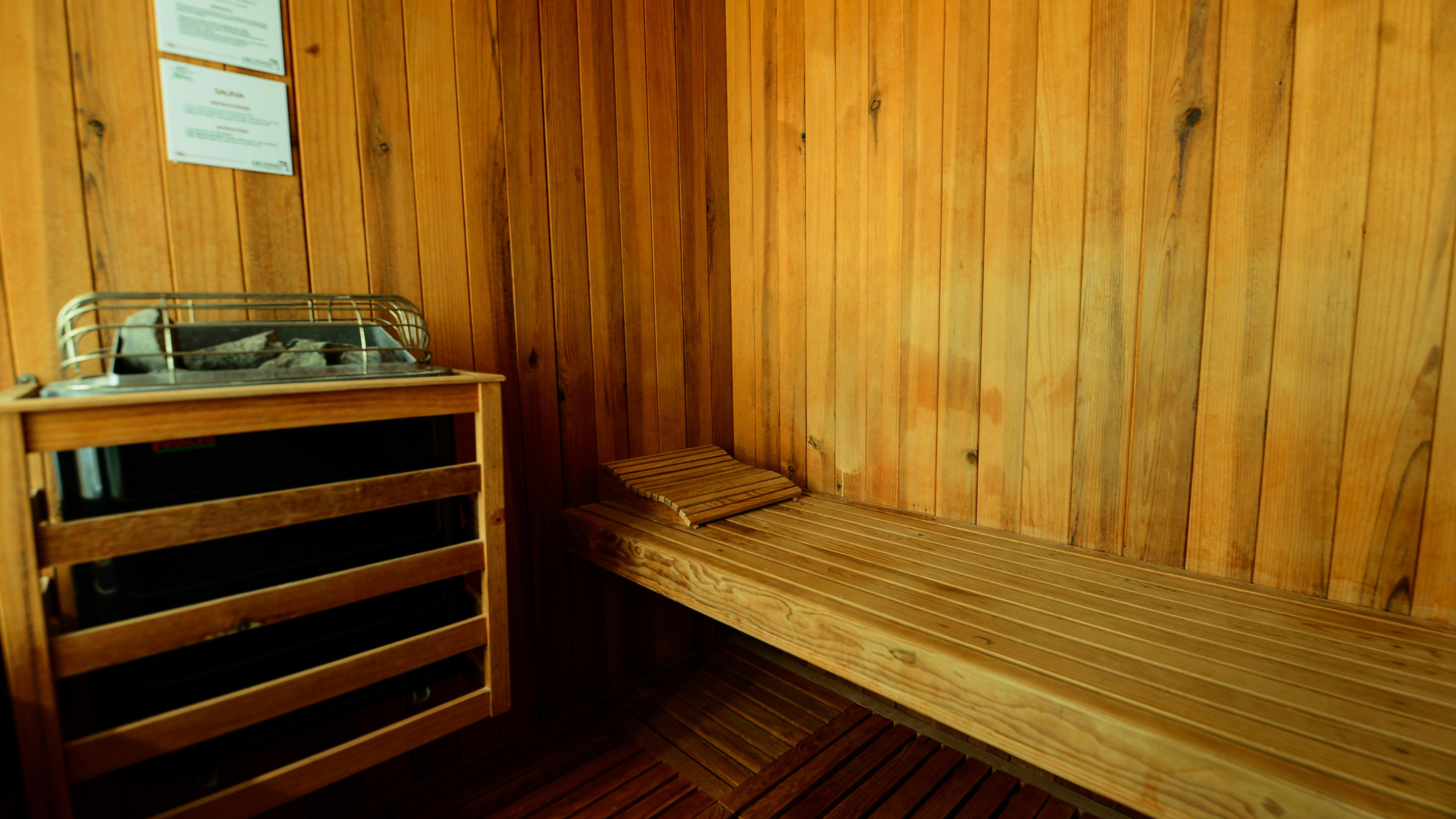 Presidential Suite - sauna and jacuzzi