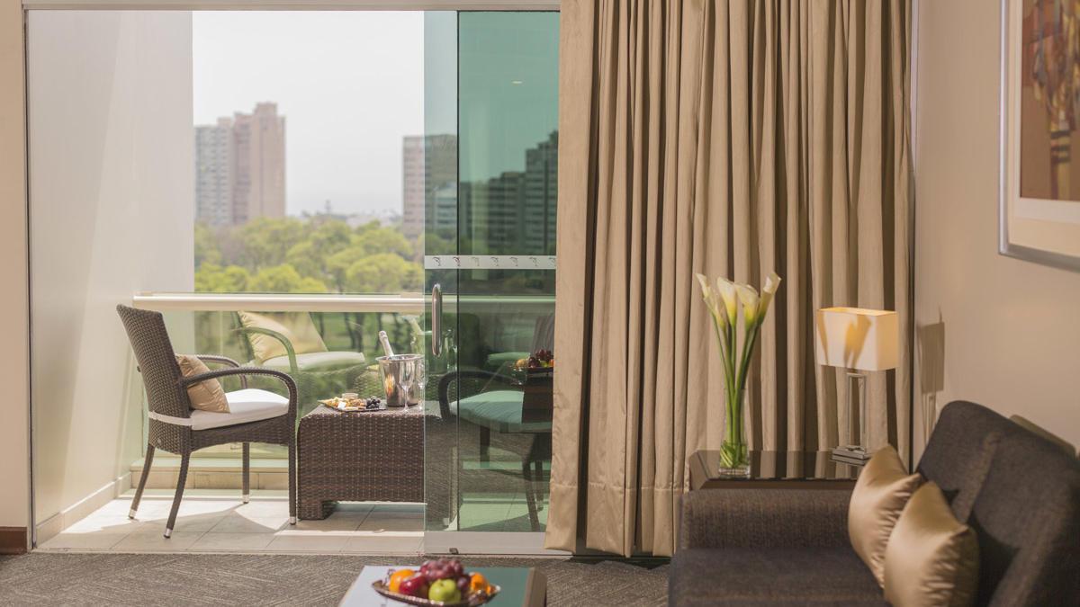 Junior Suite room - terrace
