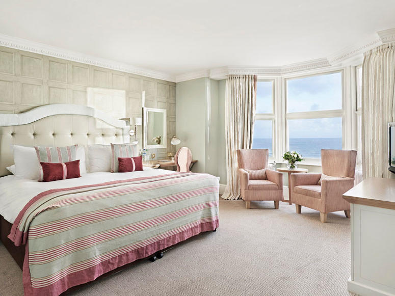 Classic Sea View Rooms at Grand Brington Hotel