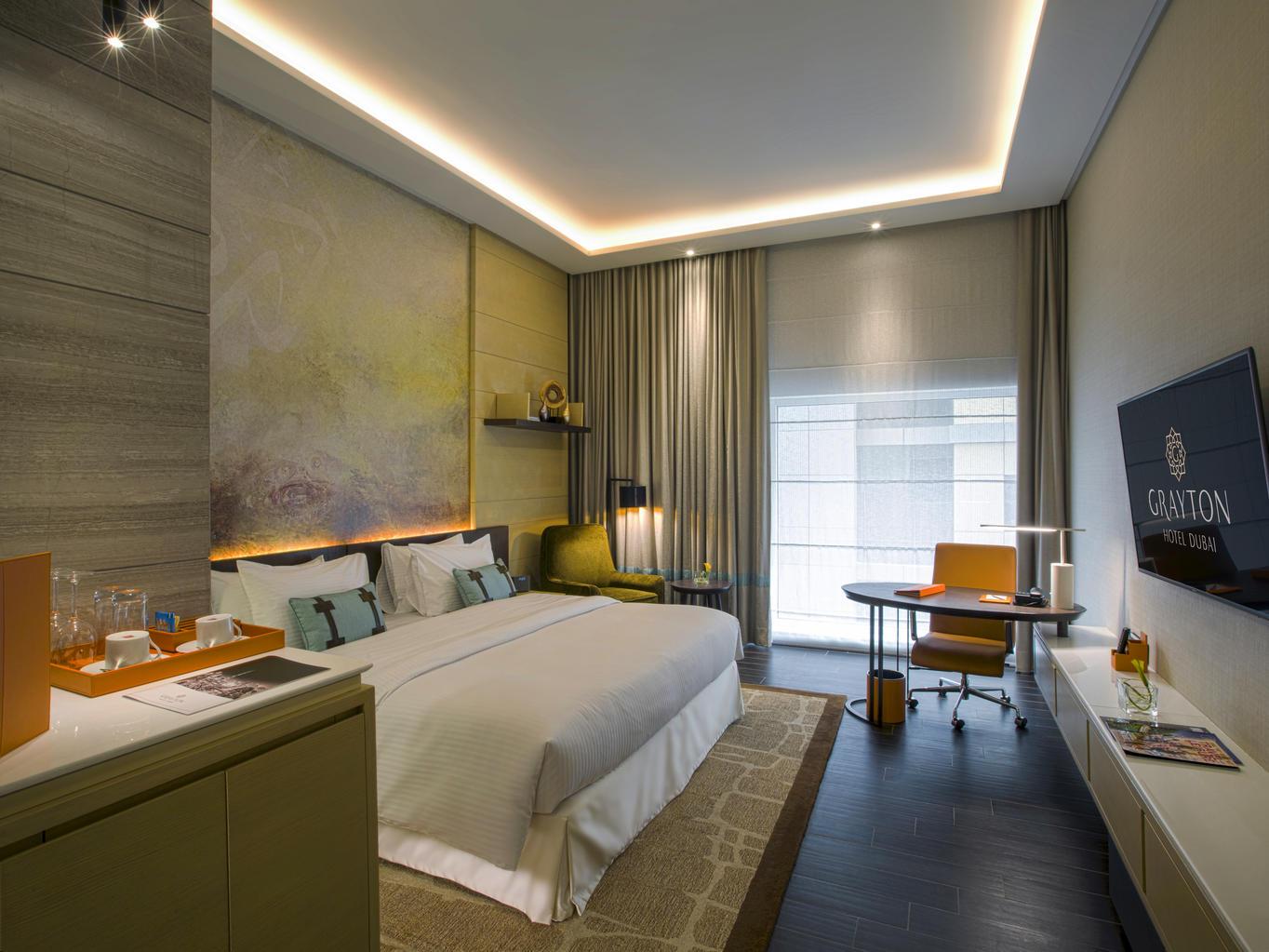 Classic Room at Grayton Hotel Dubai