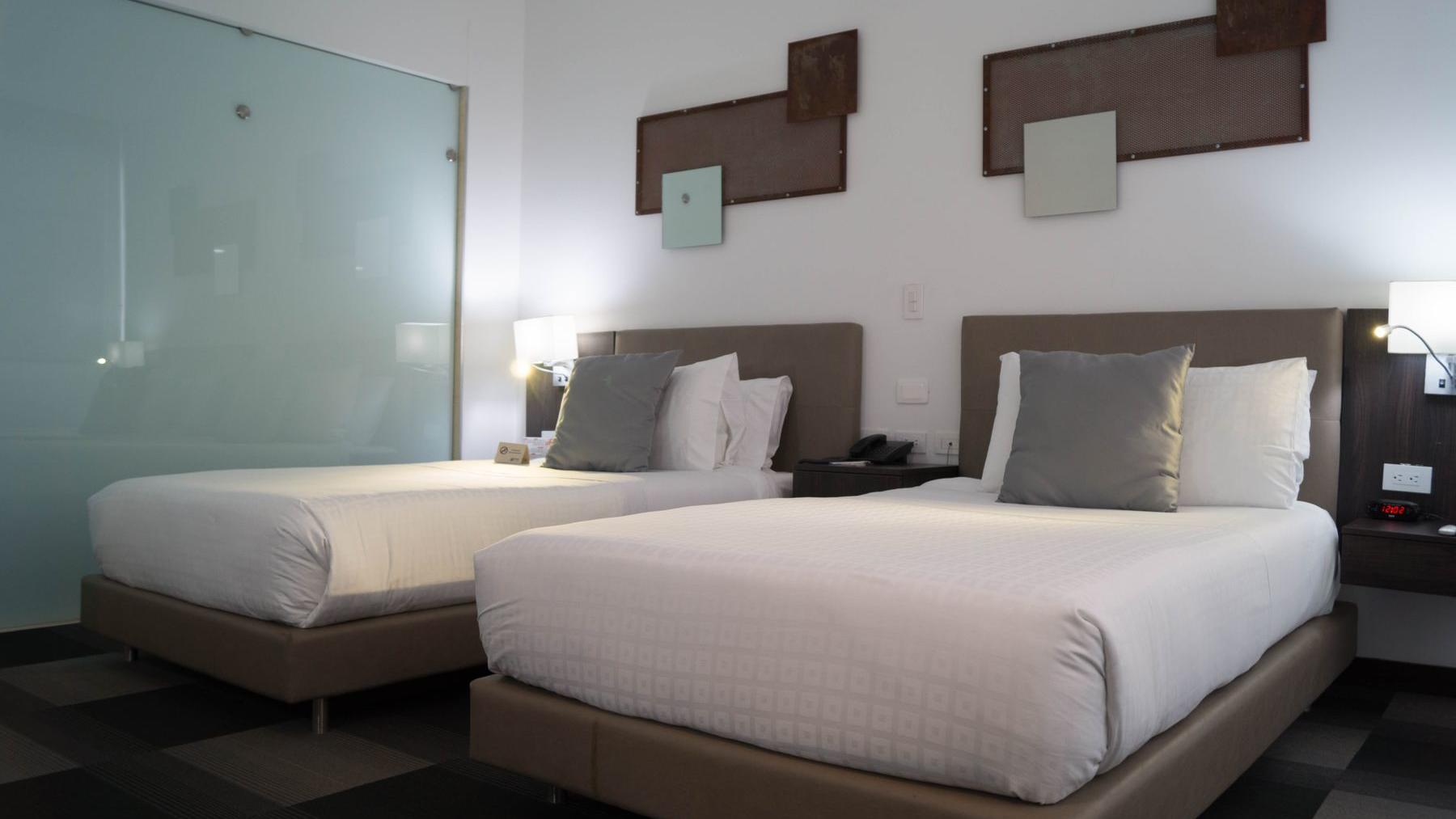 Habitación Business Class Hotel Wellness Usaquén