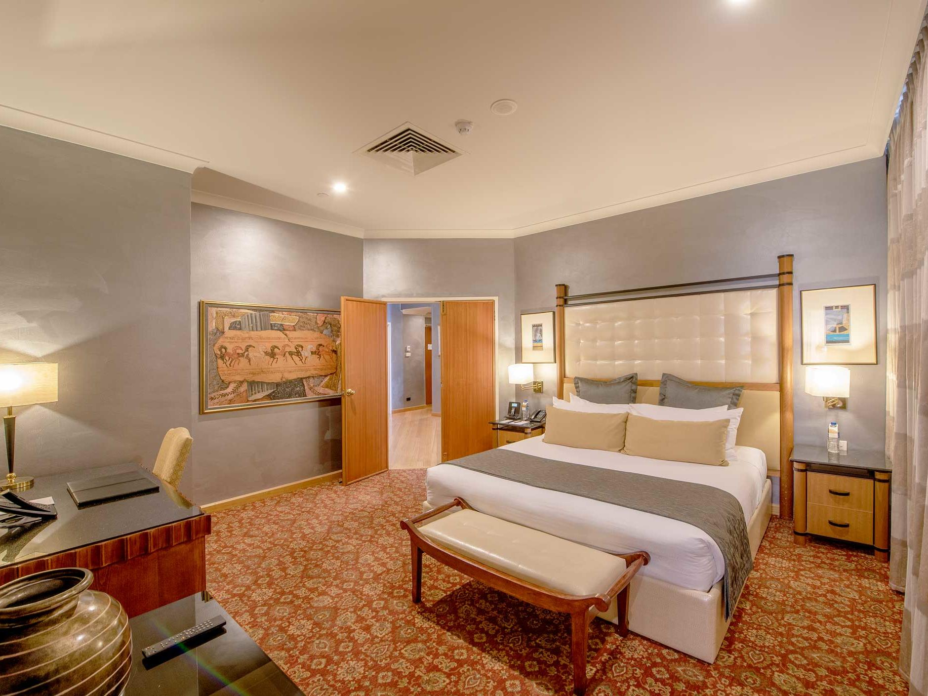 Presidential Suite  in Duxton Hotel Perth