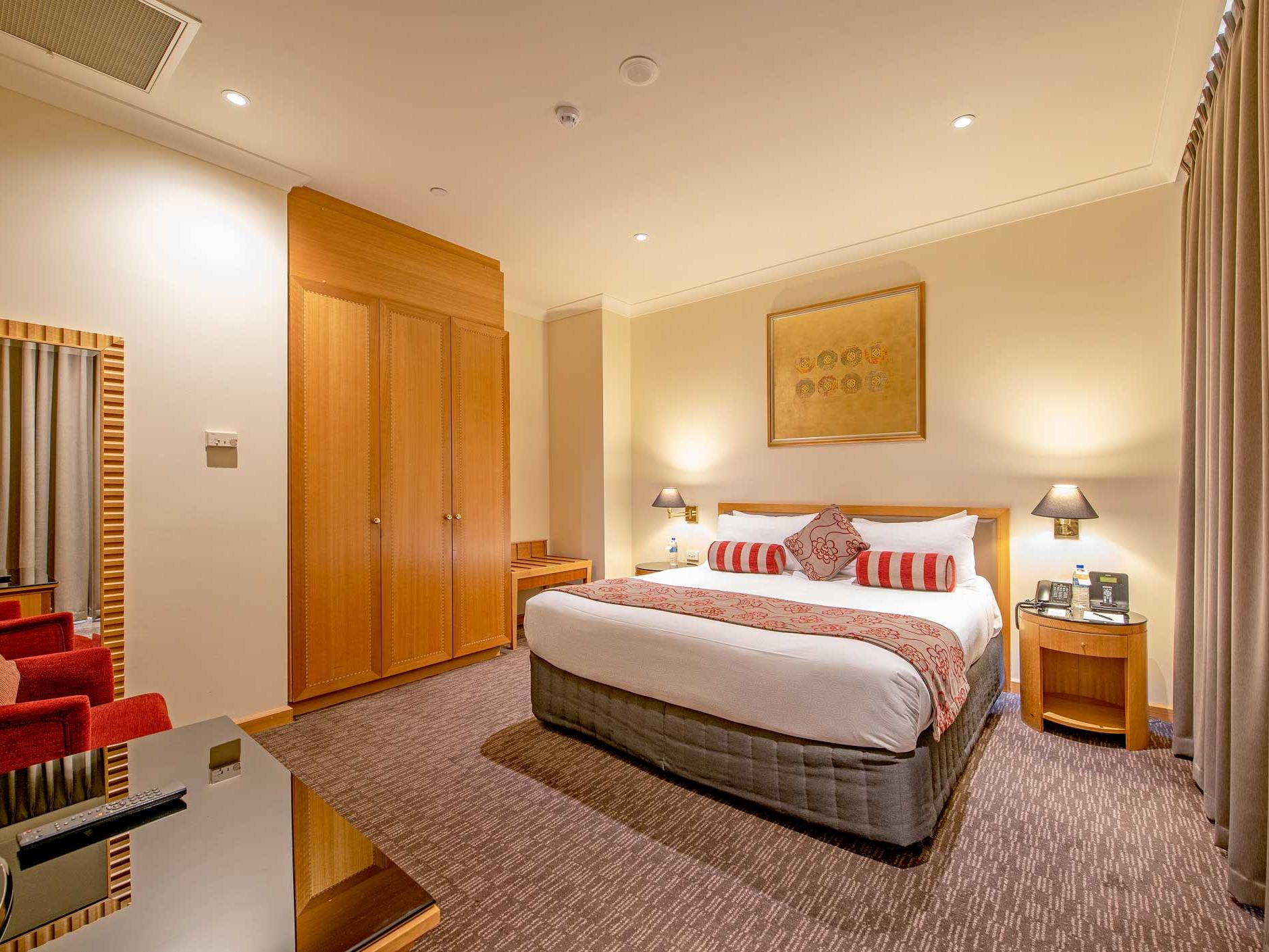 One Bedroom Suite at Duxton Hotel Perth