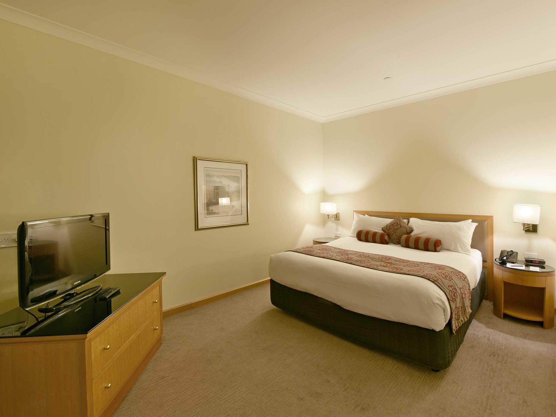 Superior King Room at Duxton Hotel Perth