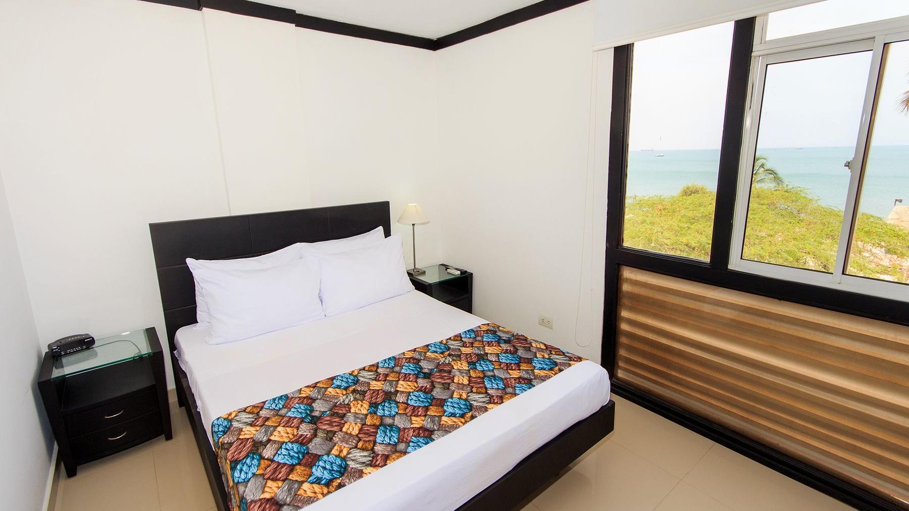 Habitación estándar en Santa Marta
