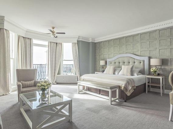 Deluxe Sea View Room at The Grand Brighton
