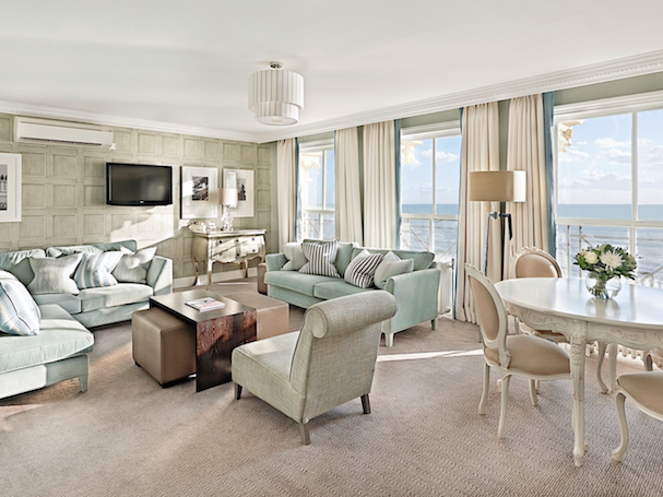 King Suite at The Grand Brighton