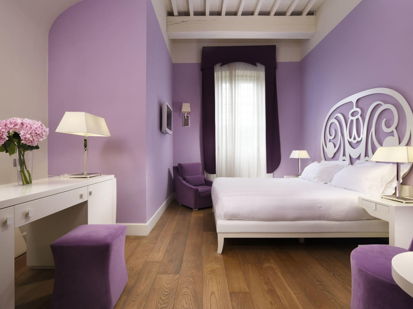 Elegant Room Chini Pavilion | Villa Le Maschere