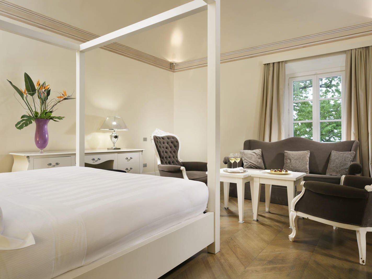 Junior Suite | Villa Le Maschere