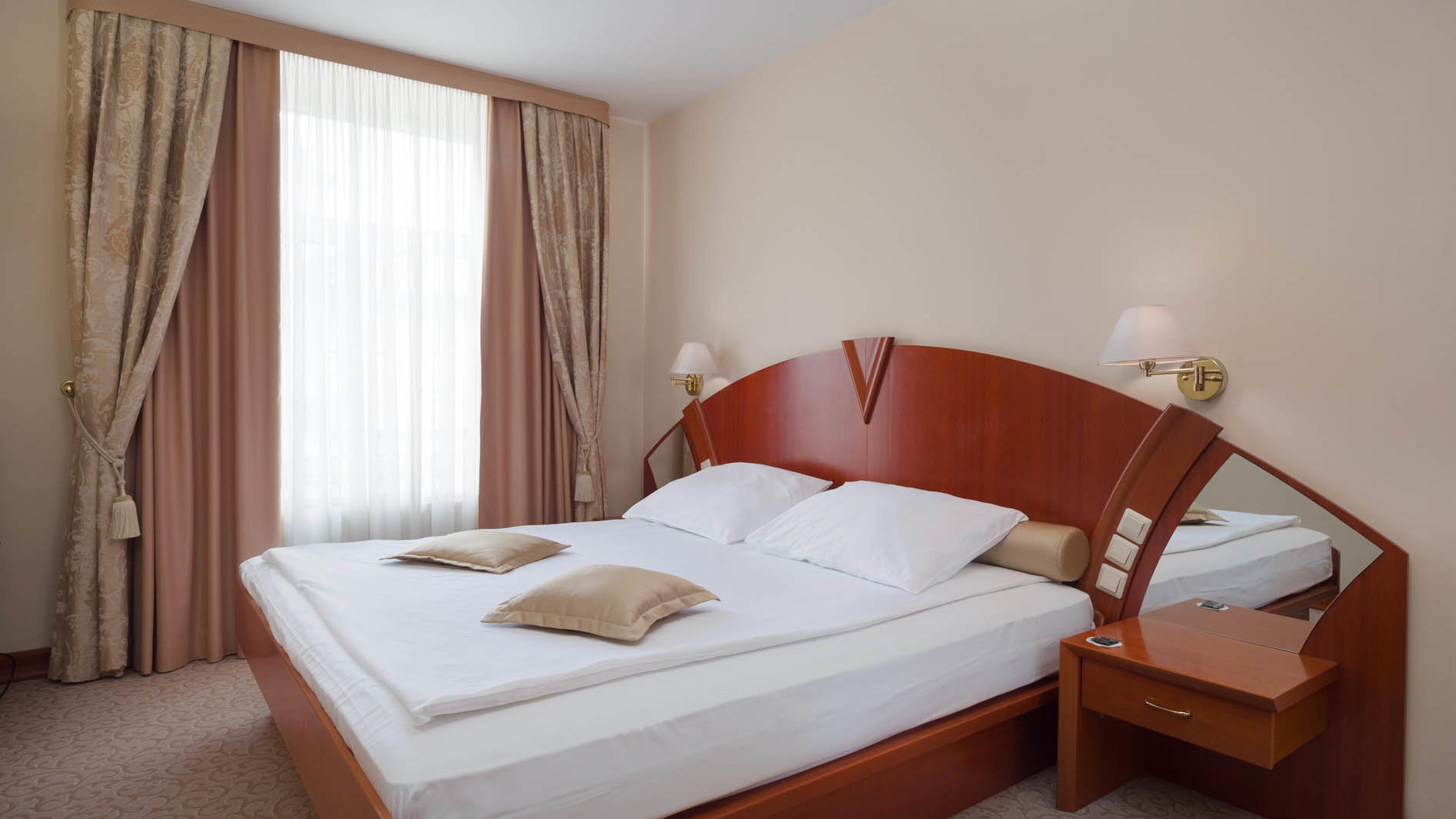 Family Two Bedroom Suite at Grand Hotel Union in Ljubljana