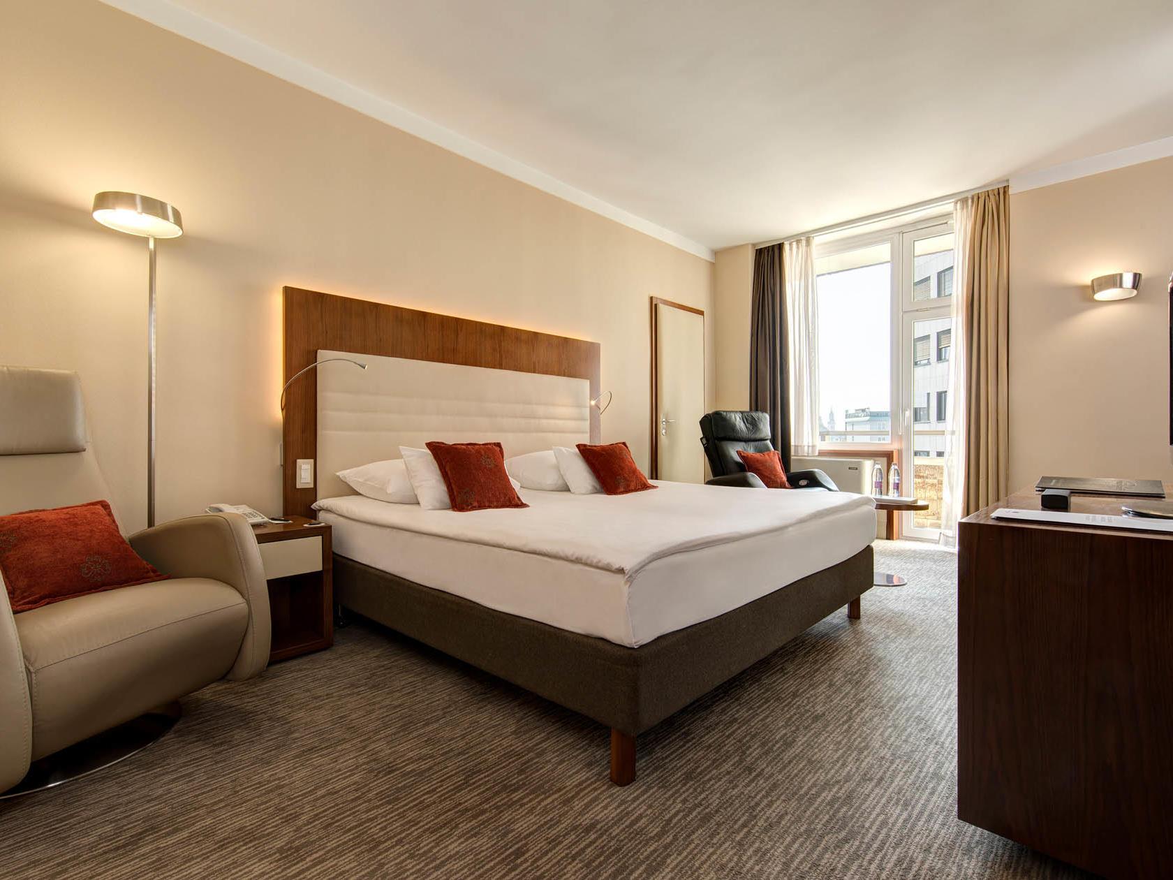Executive One Bedroom Suite at uHotel in Ljubljana