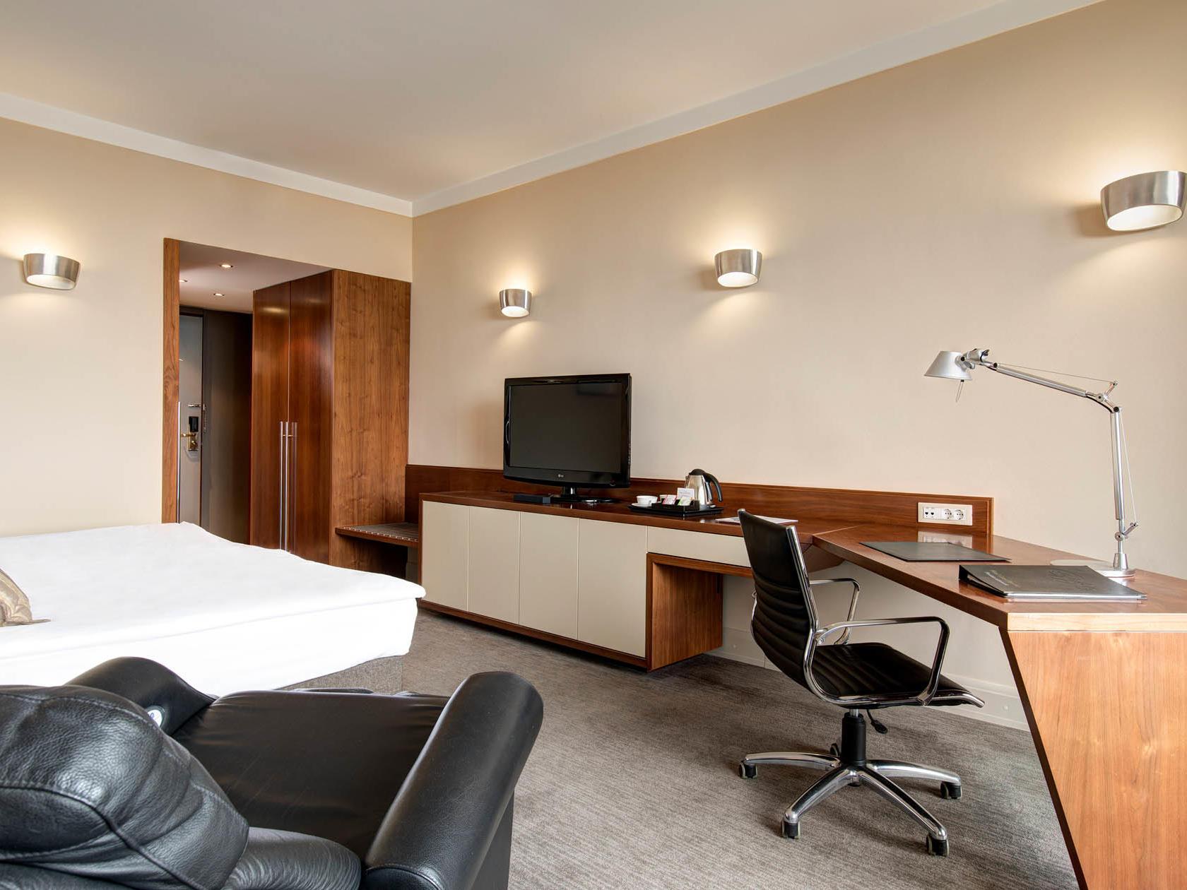 Grand Hotel Union Business - Twin at uHotel in Ljubljana