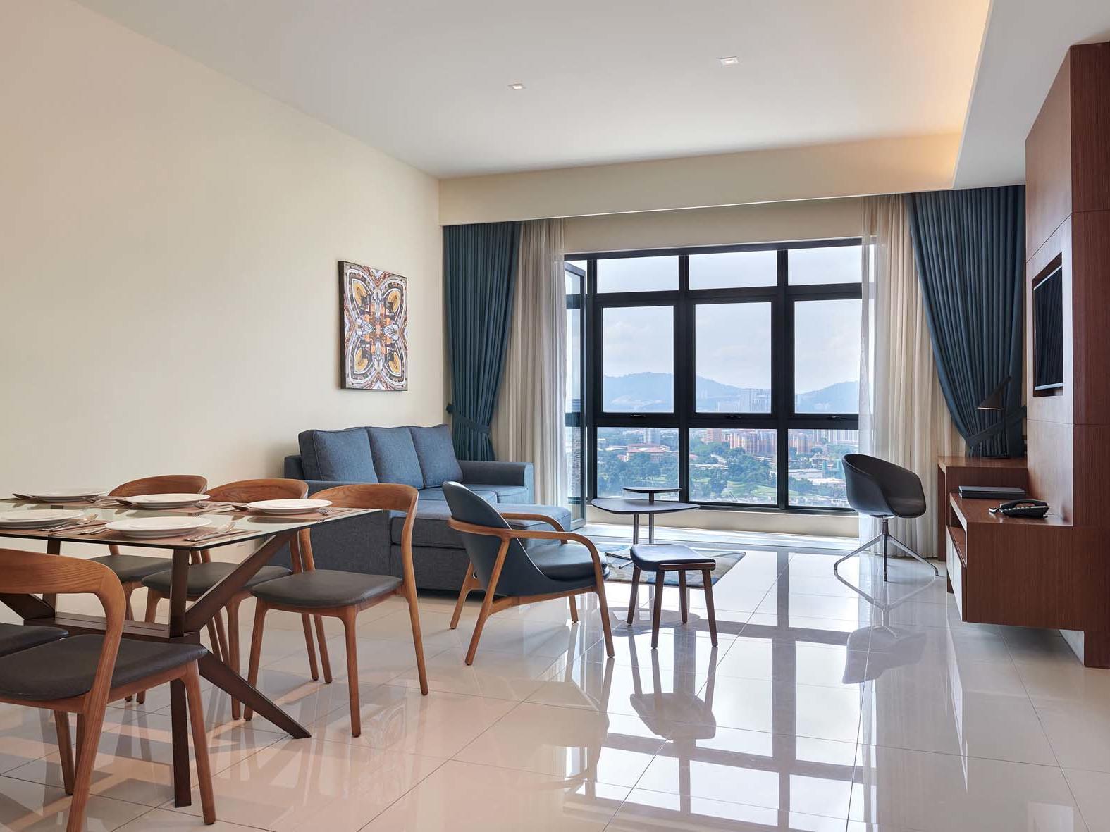 Executive Suite at Tribeca Serviced Apartments in Jalan Imbi, Kuala Lumpur