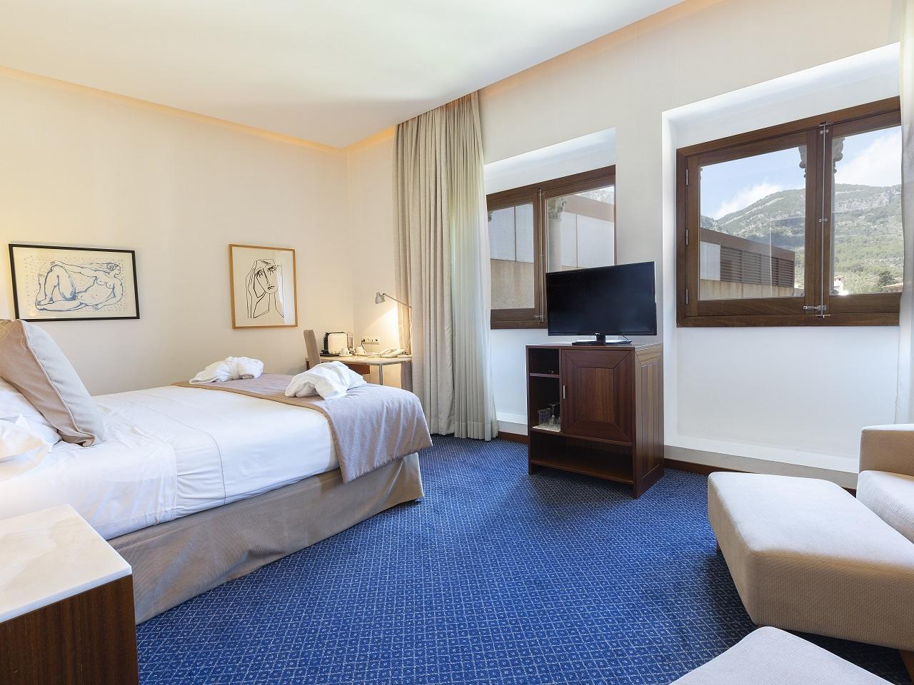 Suite at Gran Hotel Sóller in Sóller, Majorca