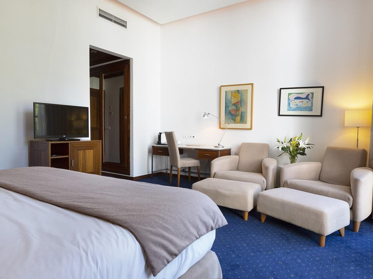Imperial Suite at Gran Hotel Sóller in Sóller, Majorca
