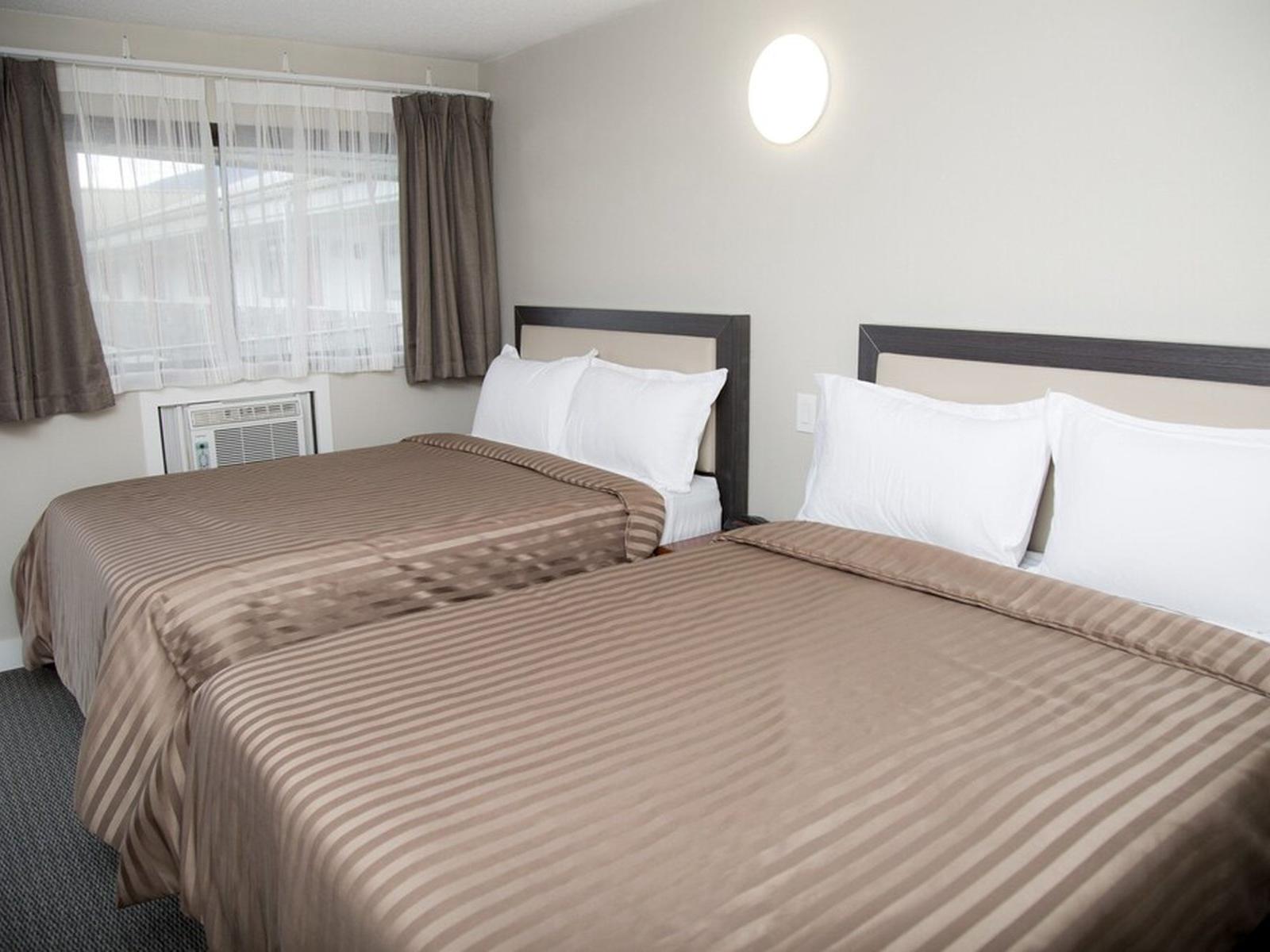 Standard 2 Double Bed Suites