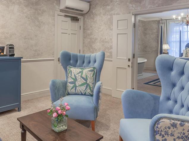 Georgian Suite at Richmond Hill Hotel