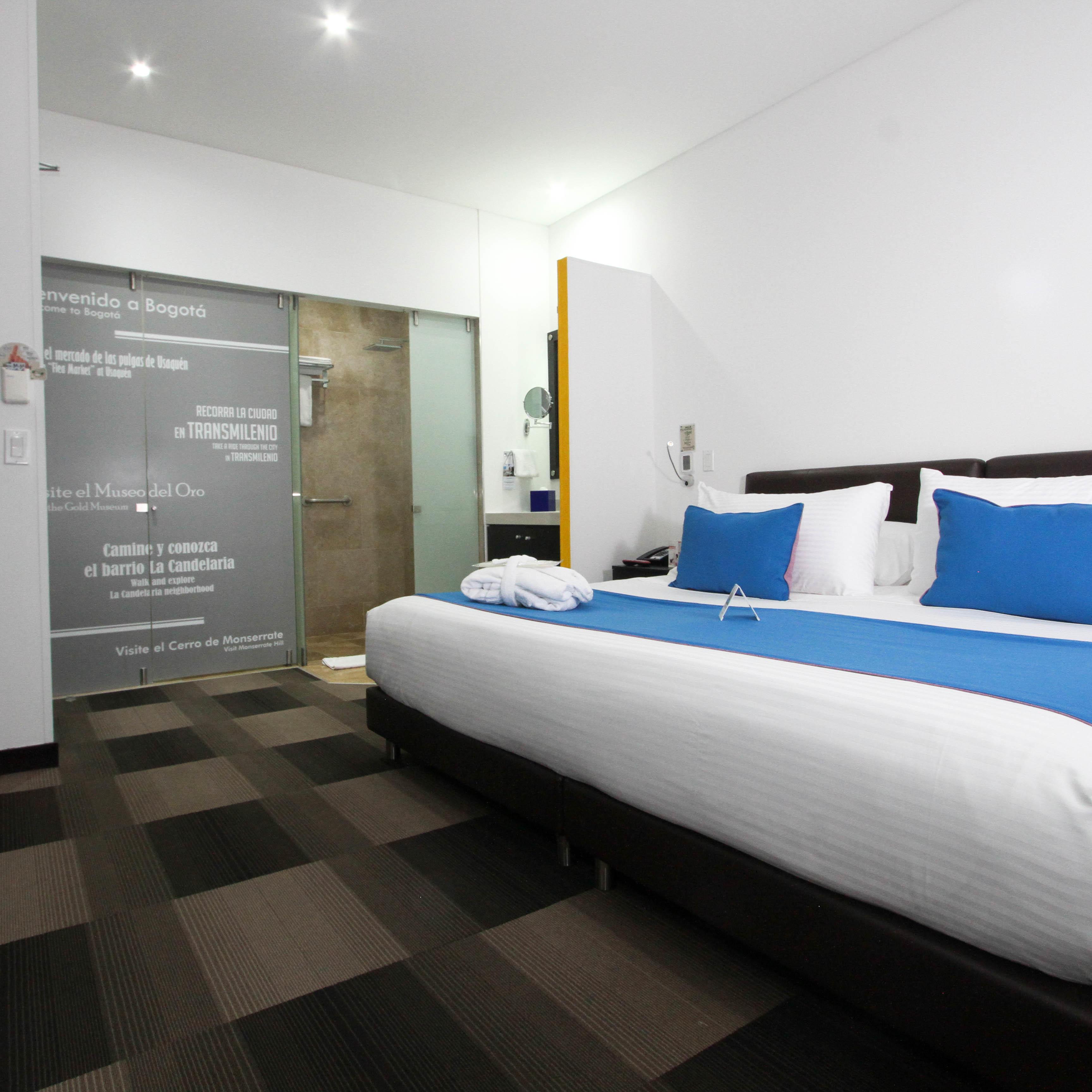 Habitación Superior TRYP Bogotá Usaquén