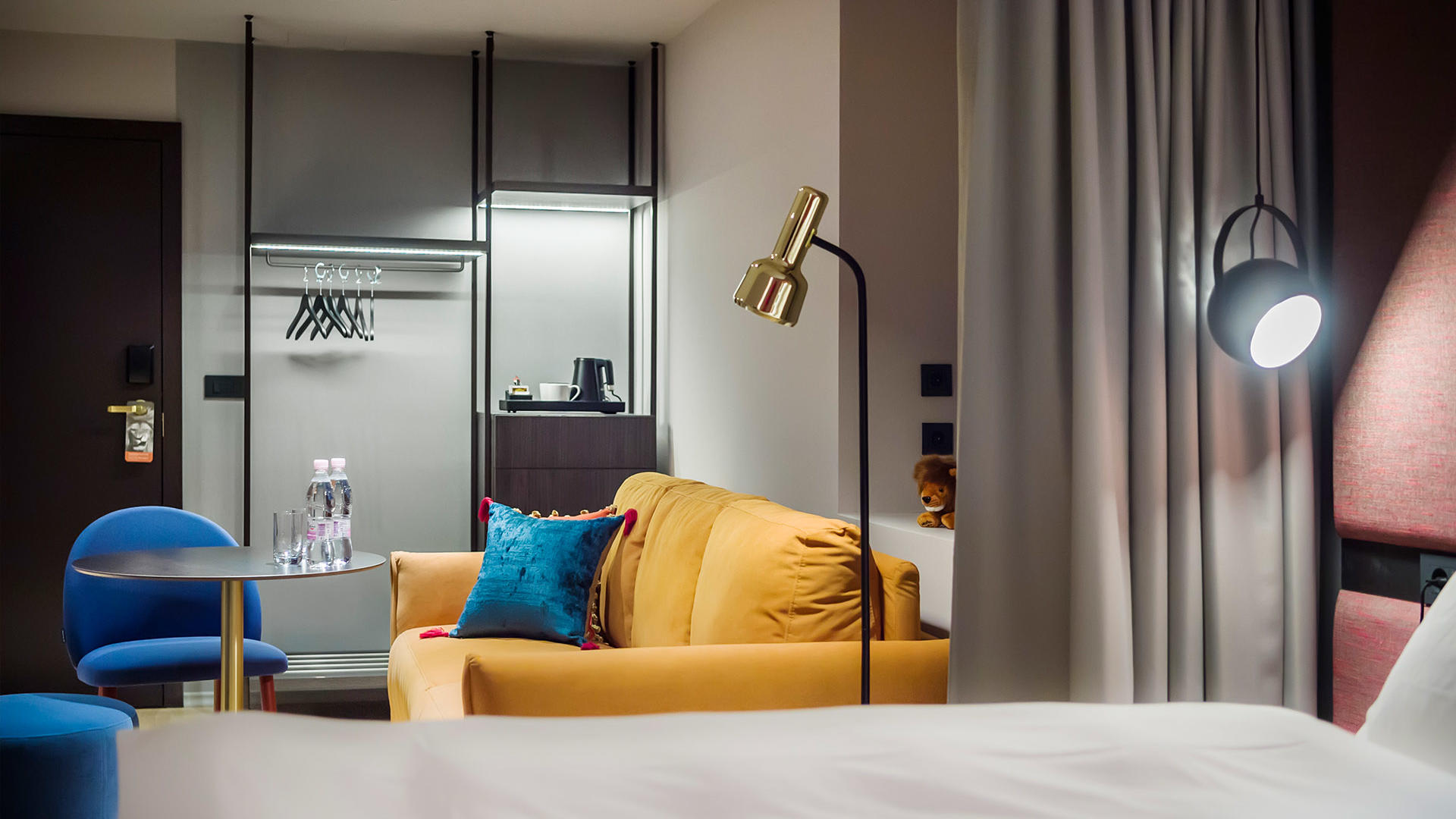 Premier Suite at Hotel LEV in Ljubljana