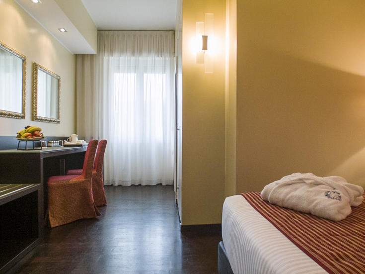 Classic Room at Manin Hotel Milano