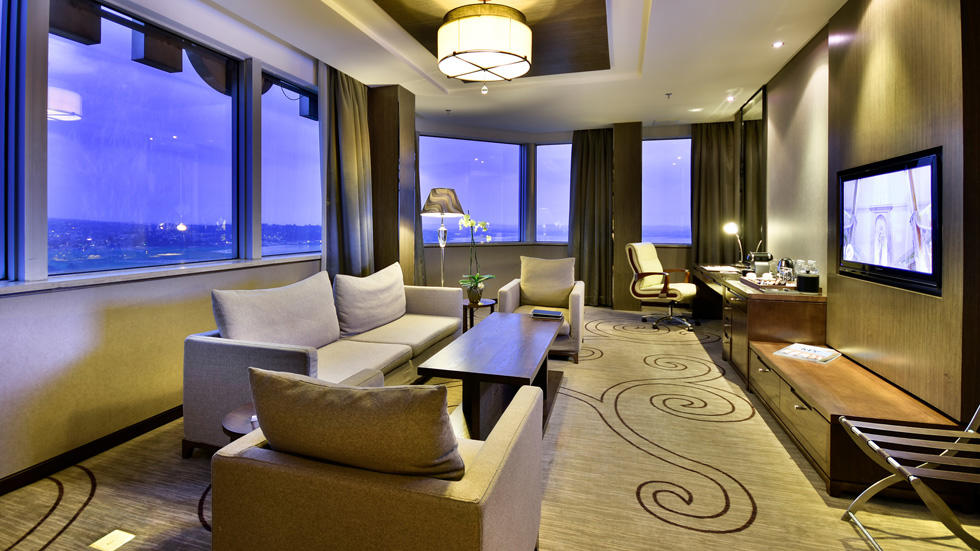 Fleuve Urban Suite at Fleuve Congo Hotel Hotel in Kinshasa