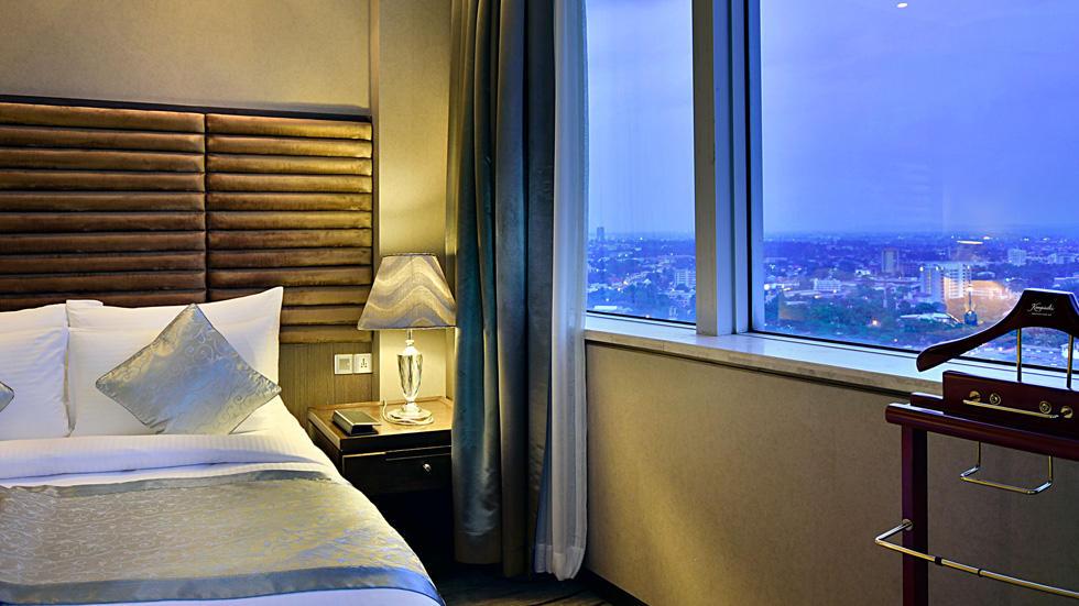Junior Urban Suite at Fleuve Congo Hotel Hotel in Kinshasa