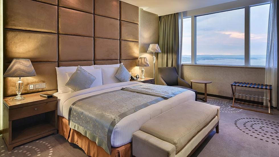Executive Suite at Fleuve Congo Hotel Hotel in Kinshasa