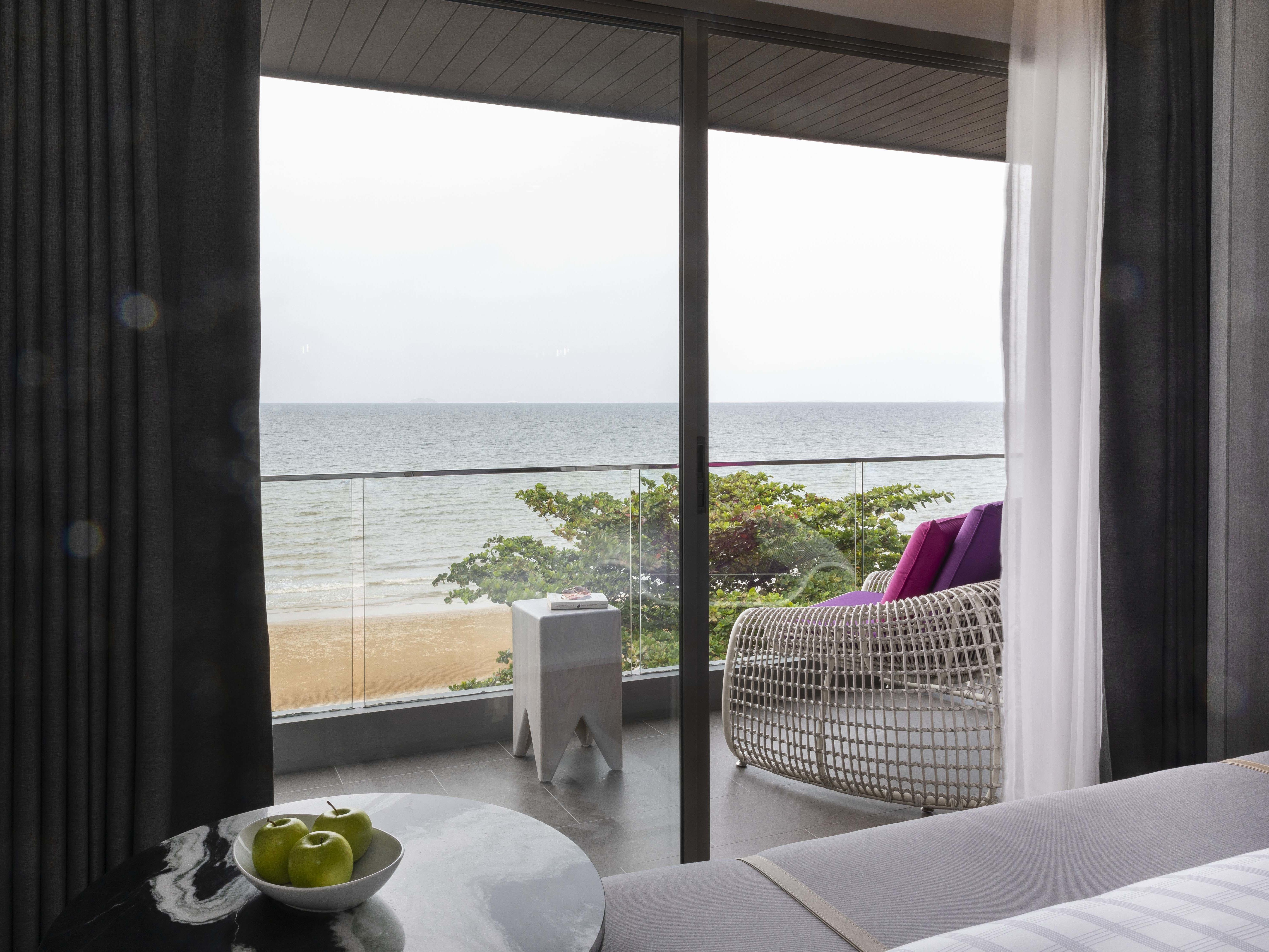 Deluxe Panoramic Seaview room at U Hotels and Resorts