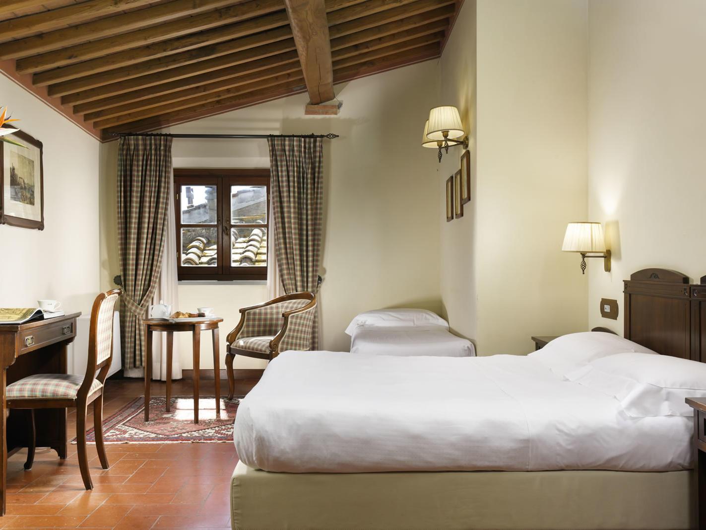 Family Room | Palazzo Mannaioni Toscana