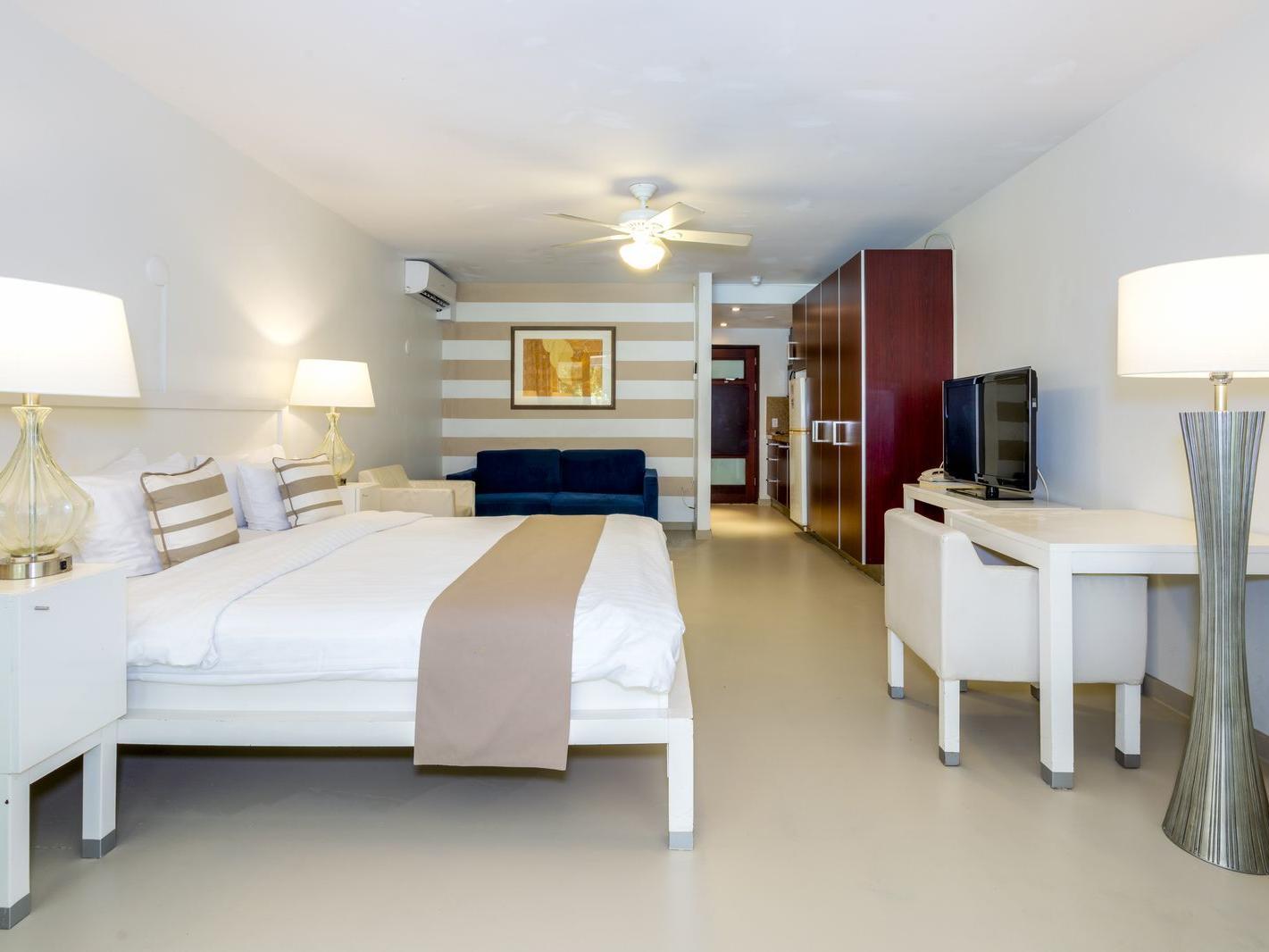 Junior Suite Garden - New Rooms