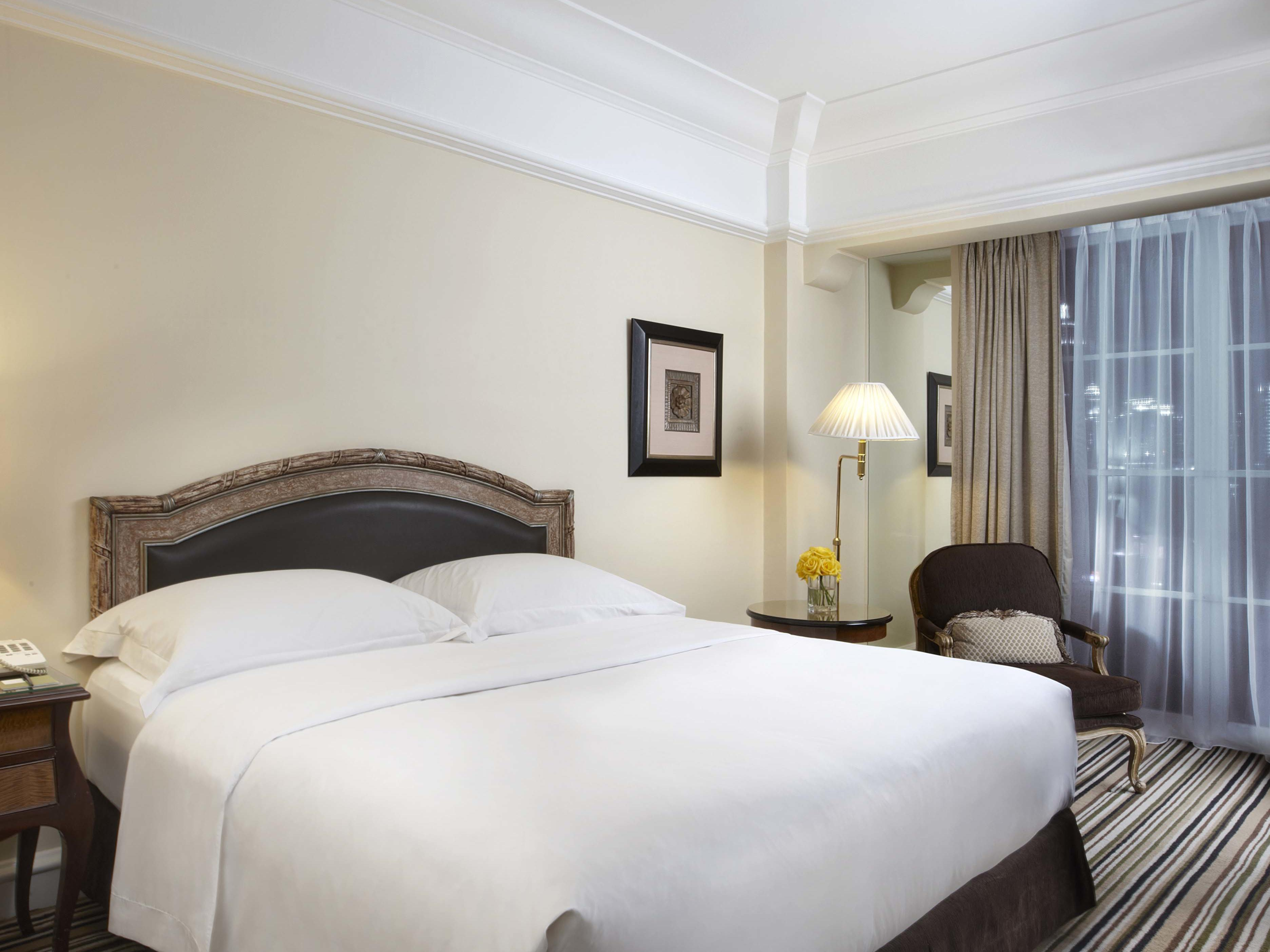 Deluxe Room at Hotel Gran Mahakam in Jakarta, Indonesia