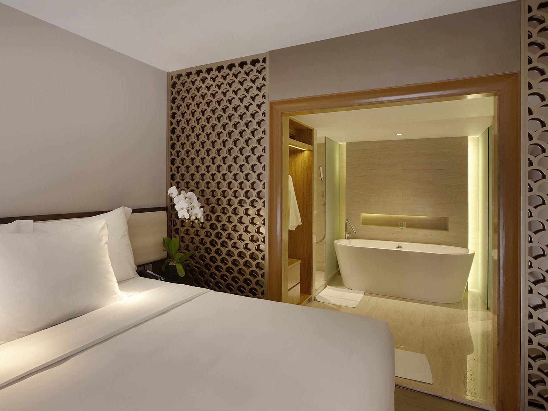 Mahakam Executive Suite at Hotel Gran Mahakam in Jakarta, Indonesia