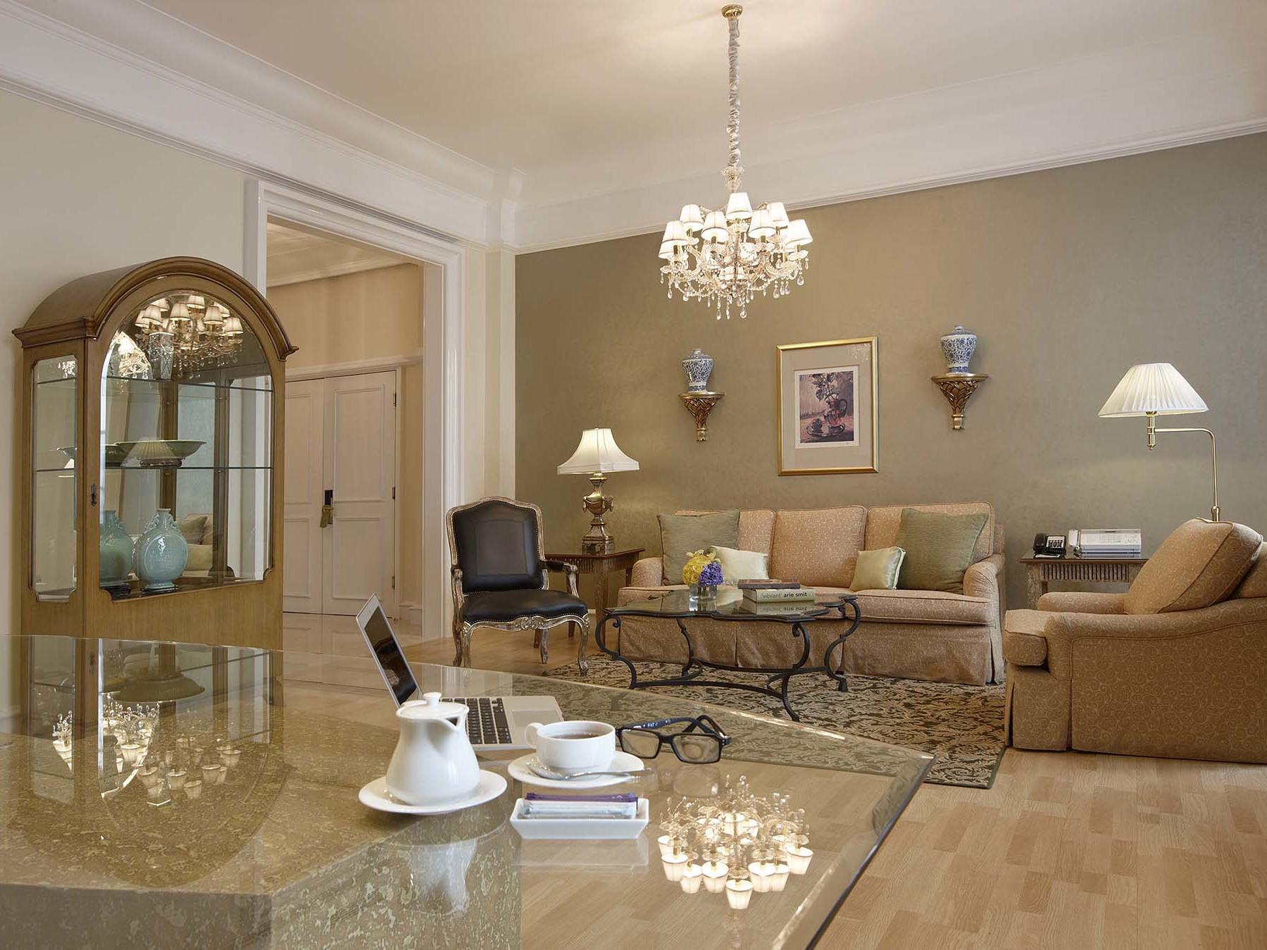 Mahakam Suite at Hotel Gran Mahakam in Jakarta, Indonesia