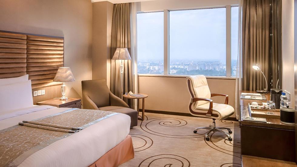 Fleuve Deluxe Room at Fleuve Congo Hotel Hotel in Kinshasa