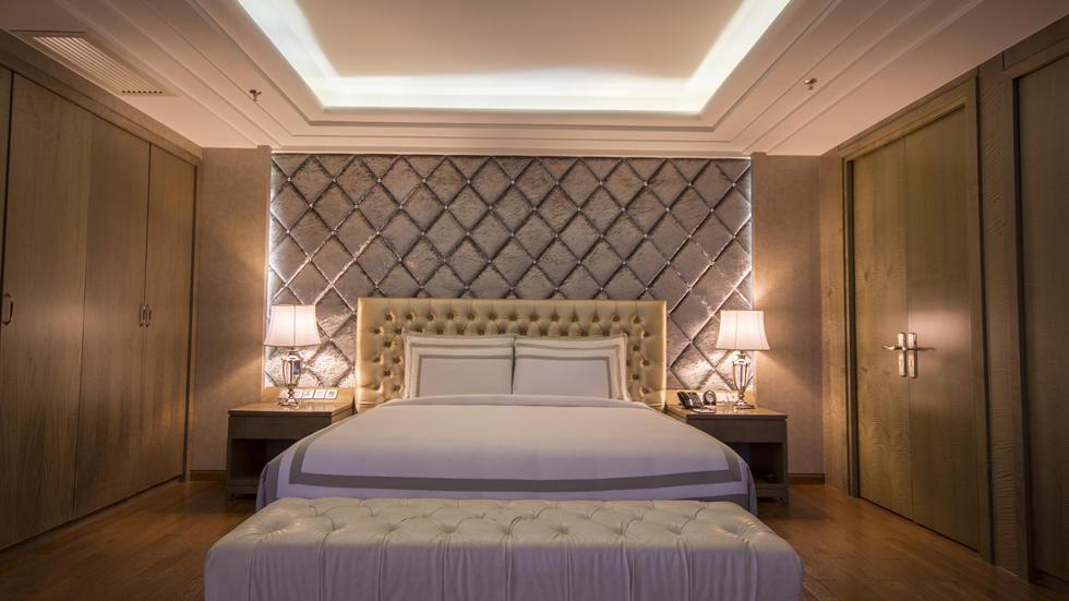 Presidential Suite at Fleuve Congo Hotel Hotel in Kinshasa