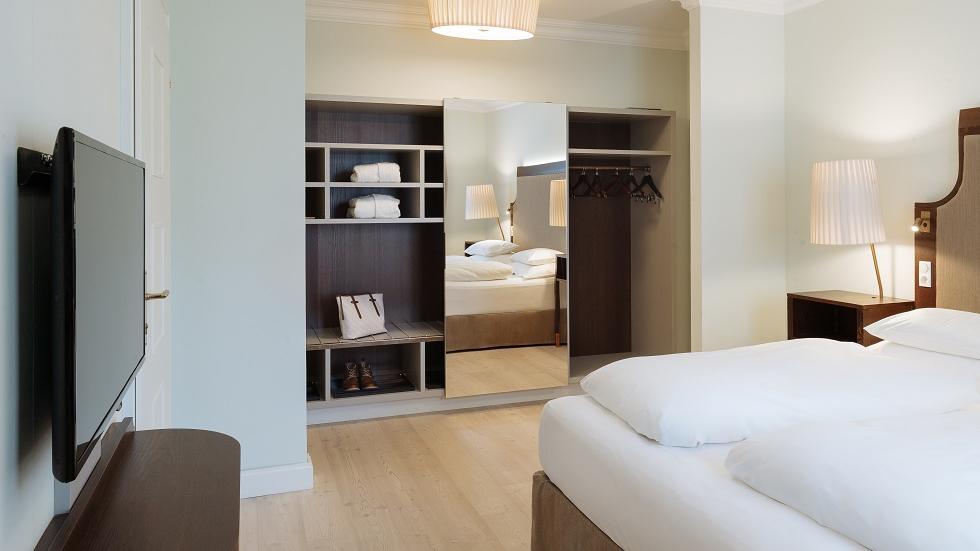 Bedroom at Schloss Pichlarn