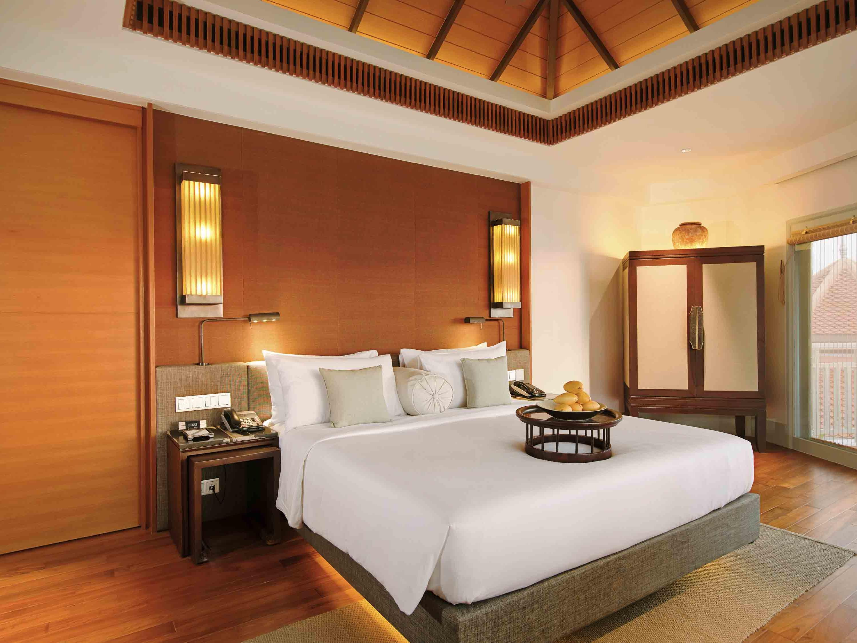 Amatara Wellness Resort Ocean Pavilion Bedroom