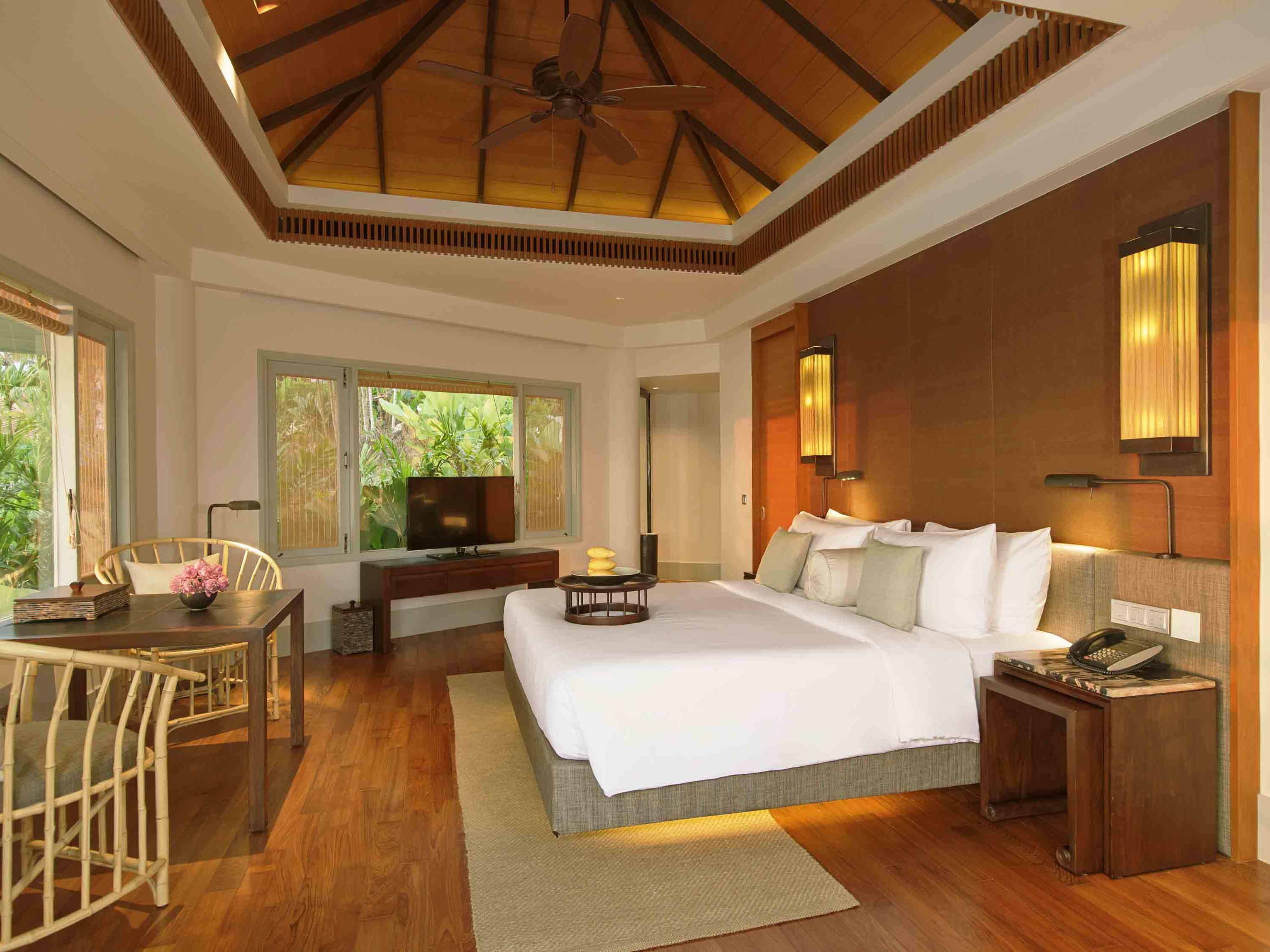 Amatara Wellness Resort Ocean Pavilion Interior