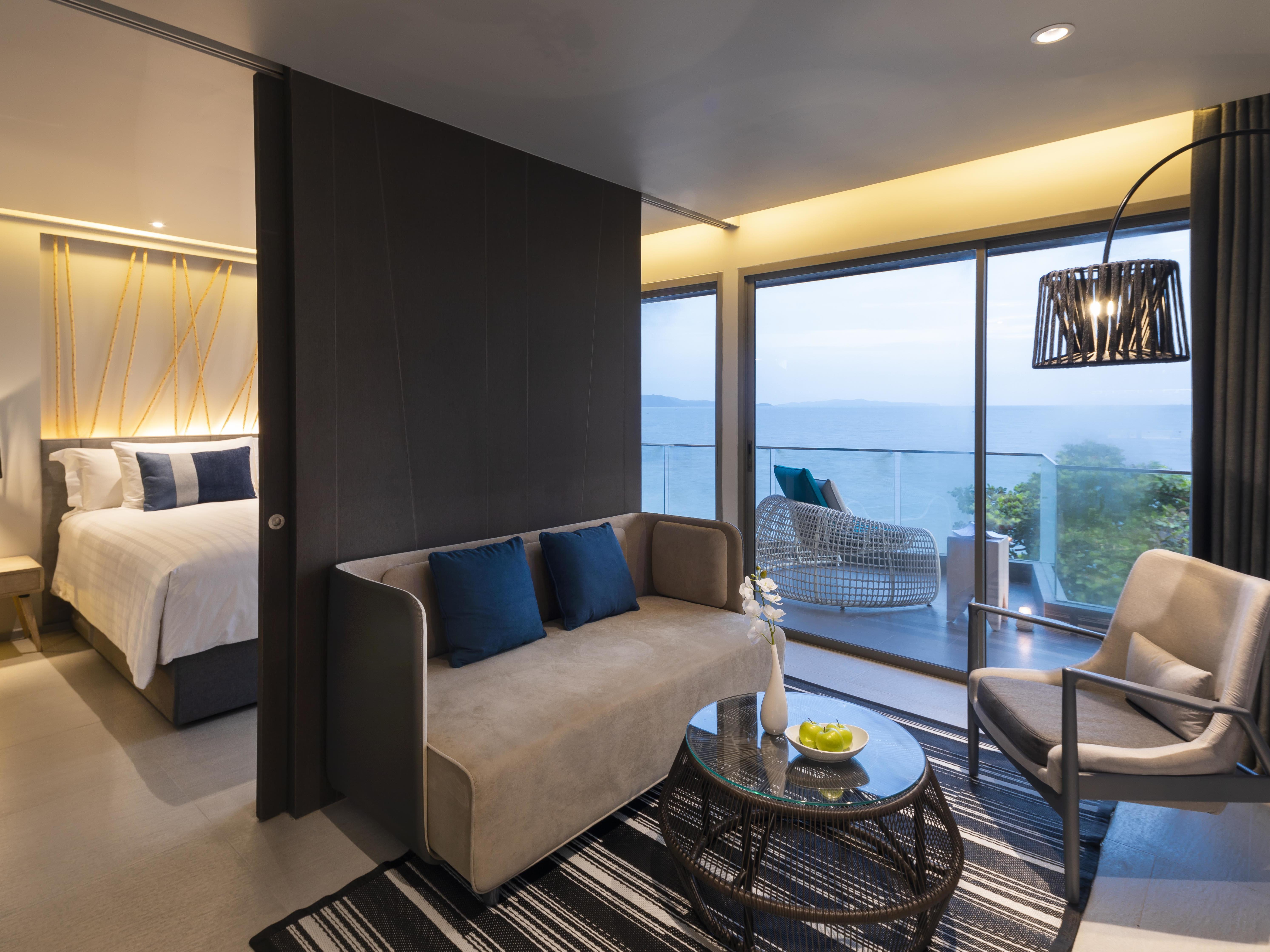 Suite Seaview at U Hotels and Resorts